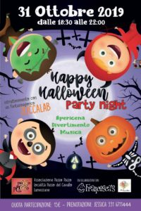 Halloween Party Night a Lumezzane @ Passo del cavallo Lumezzane | Lombardia | Italia