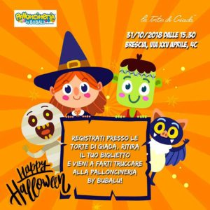 Happy Halloween @ Le Torte di Giada | Brescia | Lombardia | Italia