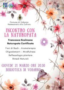 Incontro con Naturopata @ Biblioteca Vobarno | Sabbio Chiese | Lombardia | Italia