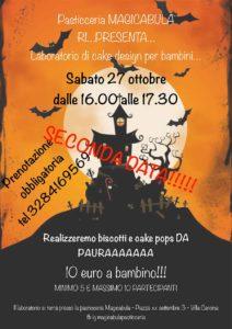 Laboratorio dolce di Halloween @ MagicaBula pasticceria | Villa Carcina | Lombardia | Italia