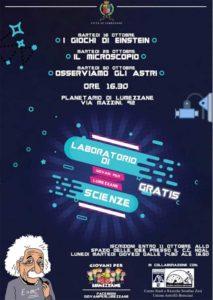 Laboratorio di scienze @ Planetario di Lumezzane | Lumezzane Pieve | Lombardia | Italia