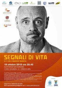 Segnali di vita @ Auditorium San Barnaba | Brescia | Lombardia | Italia