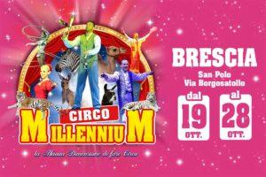 Circo Millennium @ Brescia Area San Polo  | Lombardia | Italia