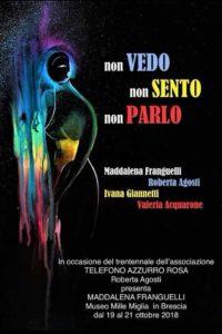 Non vedo, non sento, non parlo @ Museo Mille MIglia Brescia | Brescia | Lombardia | Italia