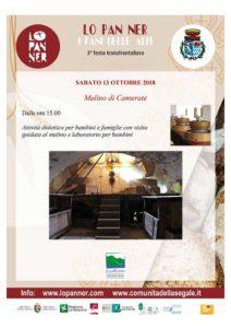 Lo pan ner @ Mulino di Camerate - Toscolano | Lombardia | Italia