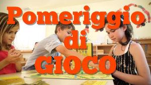 Pomeriggio di gioco da Orso Pilota @ Orso Pilota | Sarezzo | Lombardia | Italia