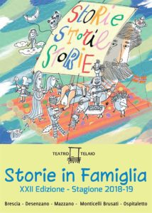 La strega Cioccolata - Storie, storie, storie @ Centro Civico - Castegnato | Desenzano del Garda | Lombardia | Italia