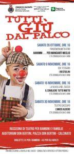 Tutti giù dal Palco @ Auditorium Bertini Calcinato | Calcinato | Lombardia | Italia