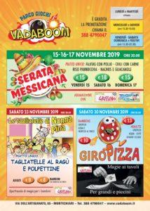 Novembre al Vadaboom @ Vadaboom | Madonnina, Montichiari | Lombardia | Italia
