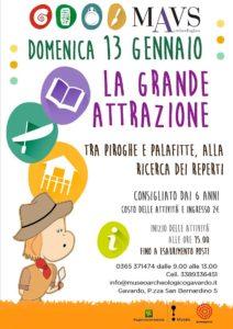 La grande attrazione al Mavs di Gavardo @ Mavs Gavardo | Gavardo | Lombardia | Italia