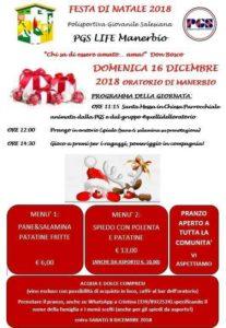 Festa di Natale - Manerbio @ oratorio di Manerbio | Manerbio | Lombardia | Italia