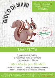 Giocodimani - Laboratorio Sbaffetta @ Officina Creativa Il Nano e la Mela | Gussago | Lombardia | Italia