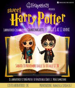 Sweet Harry Potter @ Spazio delle Idee Centro Commerciale Noal | Lumezzane | Lombardia | Italia