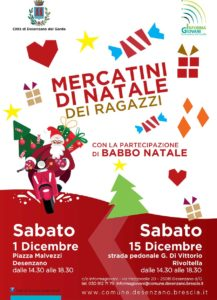 Mercatini della Solidarietà - Desenzano @ Desenzano e Rivoltella | Desenzano del Garda | Lombardia | Italia