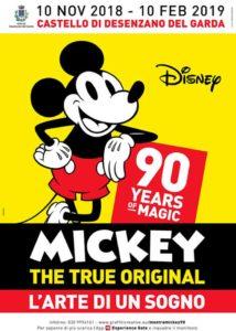 Mickey 90 - L'arte di un sogno @ Castello di Desenzano | Desenzano del Garda | Lombardia | Italia