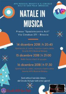 Natale in Musica @ Spazio Incontri Acli San Polo | Lombardia | Italia