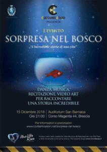 Sorpresa nel bosco @ Auditorium San Barnaba | Brescia | Lombardia | Italia