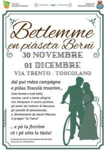 Betlemme en Piaseta Bernì @ Toscolano Maderno | Toscolano Maderno | Lombardia | Italia