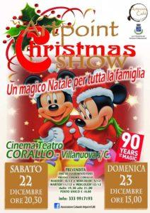 Christmas Show - Un magico Natale @ Teatro Corallo Villanuova s/Clisi | Villanuova Sul Clisi | Lombardia | Italia