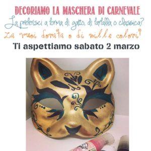 Decora la maschera di Carnevale @ Hobby di Carta a Brescia | Brescia | Lombardia | Italia