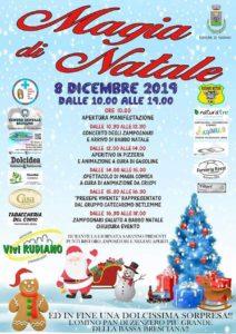 Magia del Natale  - Rudiano @ Rudiano | Rudiano | Lombardia | Italia