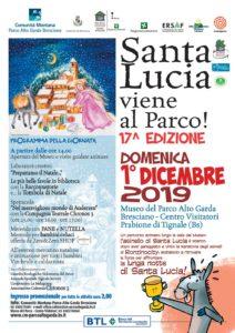 Santa Lucia viene al Parco! @ Museo del Parco di Prabione di Tignale | Lombardia | Italia