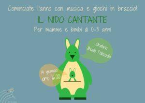 Il Nido Cantante - open day @ Oratorio Beato Palazzolo | Brescia | Lombardia | Italia
