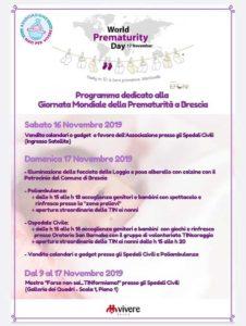 Giornata mondiale della Prematurità @ Spedali Civili di Brescia | Brescia | Lombardia | Italia