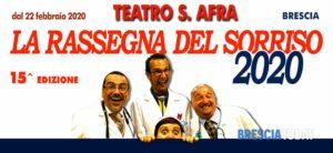 La Rassegna del Sorriso @ Teatro Sant'Afra