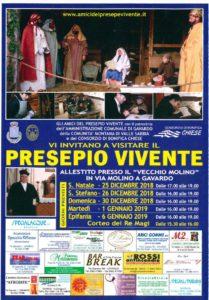 Presepio vivente al Vecchio Mulino @ Vecchio Mulino di Gavardo | Gavardo | Lombardia | Italia