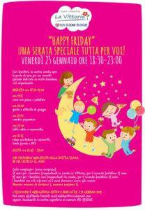 Happy Friday @ Asilo La Vittoria a Adro | Adro | Lombardia | Italia