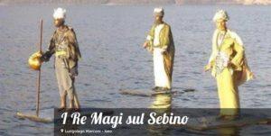 I Re Magi sul Sebino @  Lungolago Marconi - Iseo