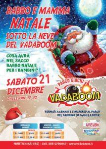 Babbo e Mamma Natale al Vadaboom @ Vadaboom | Madonnina, Montichiari | Lombardia | Italia