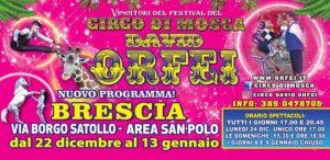 Circo David Orfei @ Area spettacoli San Polo