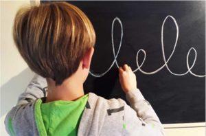 Il gesto grafico che prepara alla scrittura @ La Libreria dei ragazzi | Brescia | Lombardia | Italia