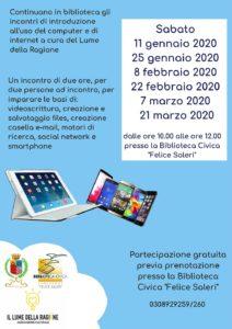 Introduzione all'uso del pc e di internet @ Biblioteca Lumezzane | Lumezzane | Lombardia | Italia