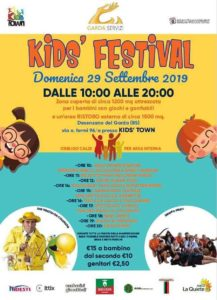 Kid's Festival @ Kid's Town | Desenzano del Garda | Lombardia | Italia