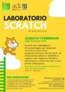 Crea il tuo videogioco @ Biblioteca di Concesio | Concesio | Lombardia | Italia
