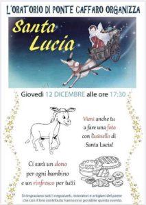 Santa Lucia a Ponte Caffaro @ Oratorio di Ponte Caffaro | Ponte Caffaro | Lombardia | Italia
