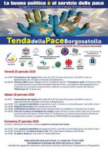Tende della PACE a Borgosatollo @ Borgosatollo | Brescia | Lombardia | Italia