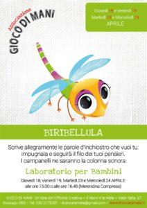 Giocodimani - Laboratorio Biribellula @ Officina Creativa Il Nano e la Mela | Gussago | Lombardia | Italia