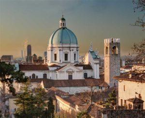 Brescia: il ruggito della leonessa @ ritrovo davanti al Capitolium