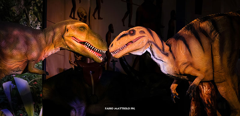 DinosauShow-spettacolo