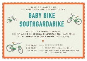 Baby Bike SouthGardaBike @ arco Comunale  Medole (MN)