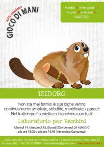Giocodimani - Laboratorio con Isidoro @ Officina Creativa Il Nano e la Mela | Gussago | Lombardia | Italia