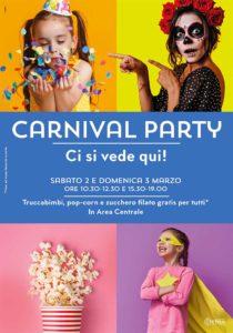 Carnival Party @ Ipersimply Sant'Anna | Mazzano | Lombardia | Italia