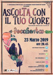 Ascolta con il tuo cuore @ Teatro Montini Verolavecchia | Brescia | Lombardia | Italia
