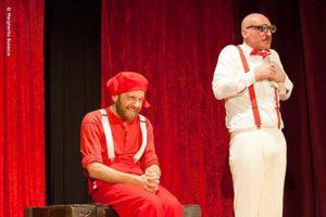 Bianco e rosso @ Piccolo Teatro Libero