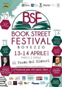Bookstreet festival Bovezzo @ Bovezzo - Parco 2 Aprile | Bovezzo | Lombardia | Italia