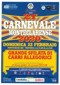Carnevale a Montichiari @ Montichiari partenza da via Poli | Lombardia | Italia